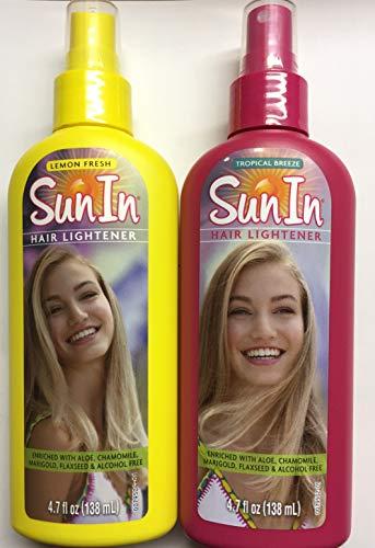 Sun-In - Sun in Hair Lightener, Tropical Breeze & Lemon Fresh Combo