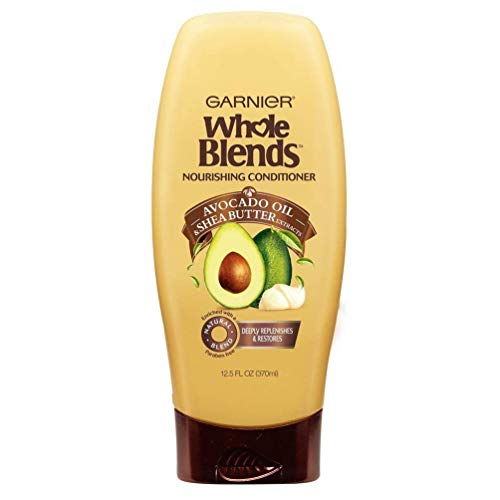 Garnier - Garnier Whole Blends Conditioner with Avocado Oil & Shea Butter Extracts, 12.5 fl. oz.