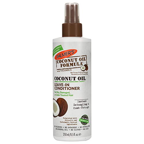 Palmers - Palmer's Coconut Oil Formula Conditioning Shampoo for Dry, Damaged or Color Treated Hair, 13.5 fl. oz. (Pack of 2)