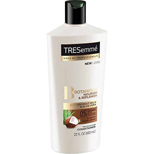 Tresemme - Tresemme Pro Collection Haircare - Botanique Nourish & Replenish - Shampoo & Conditioner Set - Net Wt. 22 FL OZ (650 mL) Per Bottle - One Set
