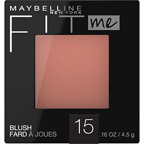 Maybelline New York - Fit Me Blush, Nude