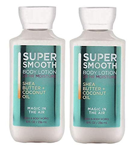 Bath & Body Works - Magic in The Air Super Smooth Body Lotion