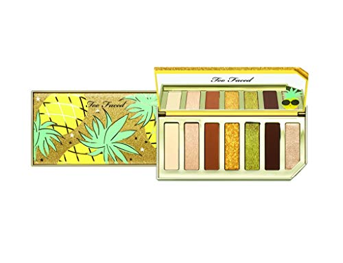 Toofaced - Tutti Frutti, Sparkling Pineapple Eyeshadow Palette