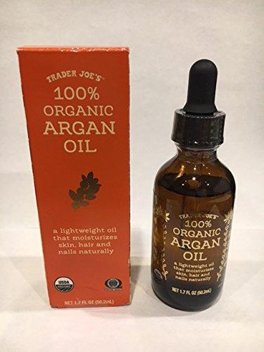 Trader Joe'S - Trader Joe's 100% Organic Argan Oil ( Pack of 2)