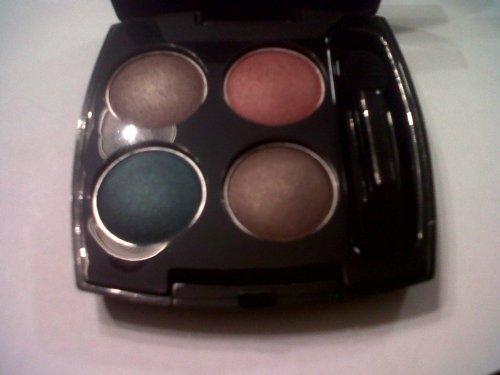 Avon True Color - Avon True Color Eyeshadow Quad Caribbean Sunset