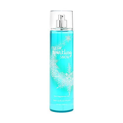 BW - Fine Fragrance Mist Fresh Sparkling Snow