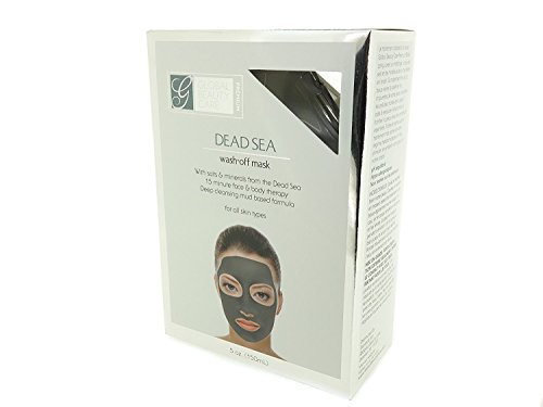Global beauty care premium - Global Beauty Care Premium Dead Sea Wash-off Mask - 5 oz.