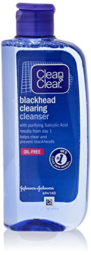 Clean & Clear - Blackhead Clearing Oil Free Cleanser