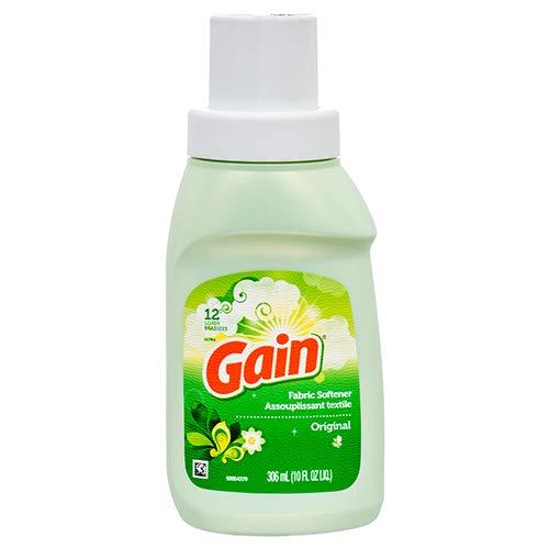 Gain - Gain Liquid Fabric Softener Original 10oz#98092, One Size, Multicolored