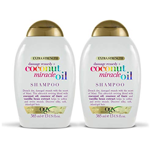 Ogx - Coconut Miracle Oil Set, Shampoo & Conditioner