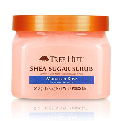 Tree Hut - Shea Sugar Scrub, Moroccan Rose