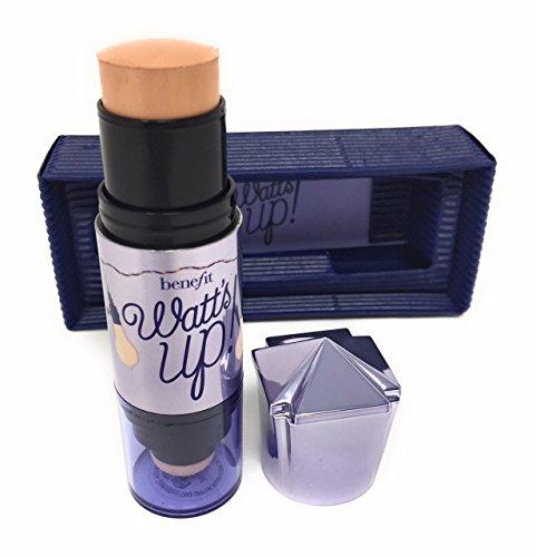 Benefit Cosmetics - Benefit Watt's Up Soft Focus Highlighter for Face, 0.33 Ounce