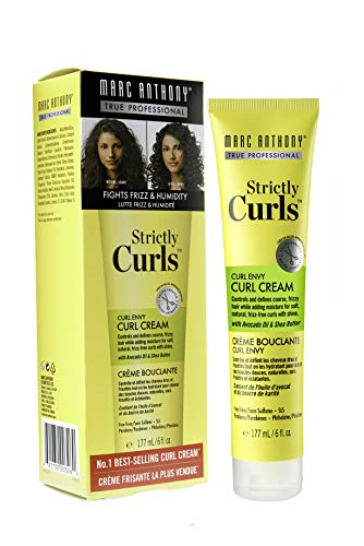 Marc Anthony - Marc Anthony Strictly Curls Envy Perfect Curl Cream, Yellow, 6 Ounce