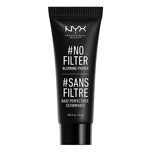 NYX - NYX PROFESSIONAL MAKEUP #NoFilter Blurring Primer, 0.84 Ounce