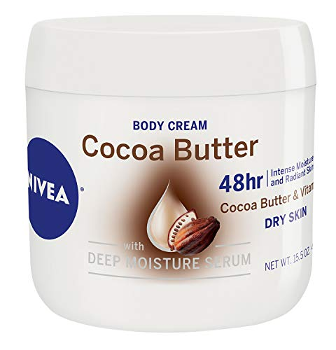 Nivea - NIVEA Cocoa Butter Body Cream 15.5 oz