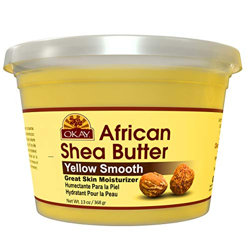 Okay - Pure Naturals Shea Butter Yellow Smooth
