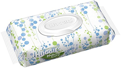 Huggies - Natural Care Baby Wipes