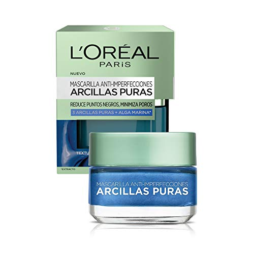 L'Oreal Paris - Pure-Clay Face Mask with Seaweed