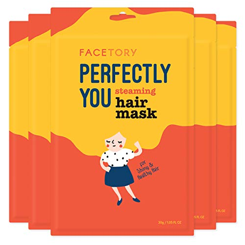 Facetory - FaceTory Perfectly You Steaming Hair Mask (P5/P10)