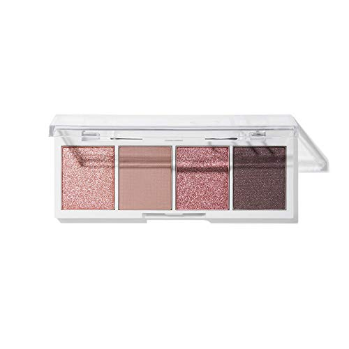 E.l.f Cosmetics - e.l.f, Bite-Size Eyeshadows, Creamy, Blendable, Ultra-Pigmented, Easy to Apply, Matte & Shimmer, 0.12 Oz (29924)