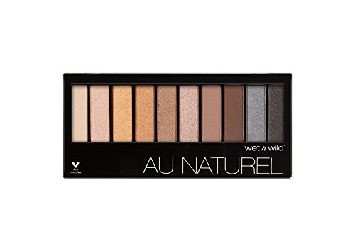 Wet N' Wild - Color Icon Au Natural 10-Pan Eyeshadow