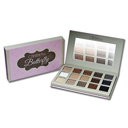 Beauty Creations - Beauty Creations Butterfly & Irresistible Eyeshadow Palette (Irresistible ONLY)