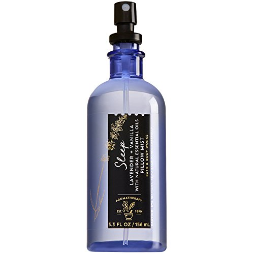 Bath & Body Works - Aromatherapy Pillow Mist with Natural Essential Oils