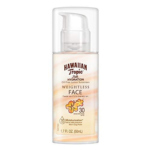 Hawaiian Tropic - Silk Hydration Weightless Sunscreen Lotion SPF 30