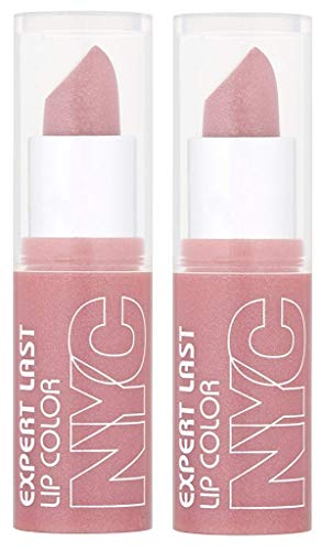 N.y.c. - NYC Expert Last Lipcolor Lipstick - Candy Rush (Pack of 2) by N.Y.C.