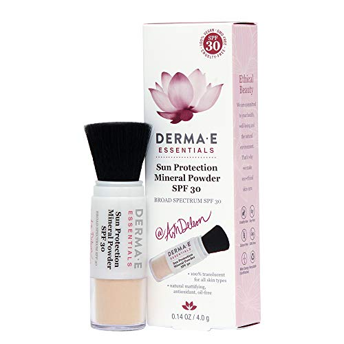 Derma E - DERMA-E Sun Protection Mineral Powder SPF 30, 0.14 Ounce
