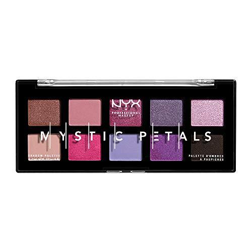 NYX - NYX PROFESSIONAL MAKEUP Mystic Petals Eye Shadow Palette