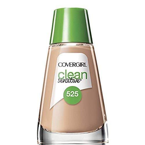 Covergirl - COVERGIRL Clean Sensitive Skin Foundation Buff Beige - 525 (2 Pack)