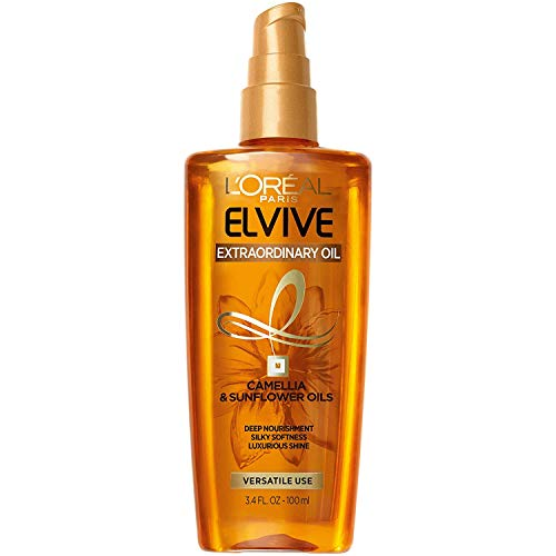L'Oreal Paris - L'Oréal Paris Elvive Extraordinary Oil Deep Nourishing Treatment, 3.4 fl. oz. (Packaging May Vary)
