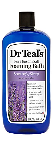 Dr Teal'S - Dr. Teal's Foaming Bath, 34 Ounce (Pack of 3)