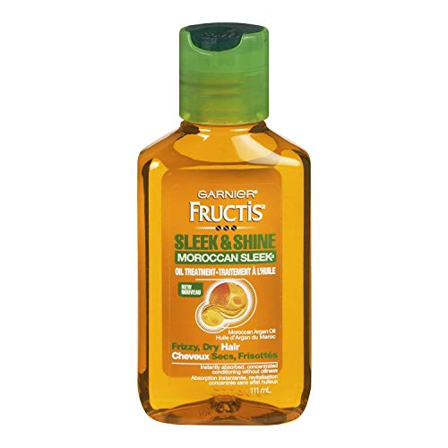Garnier Fructis - Garnier Fructis Sleek & Shine Moroccan Sleek Oil Treatment for Frizzy Hair