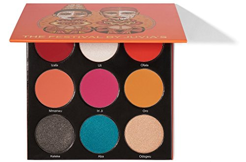Juvia'S Place - The Festival Eyeshadow Palette