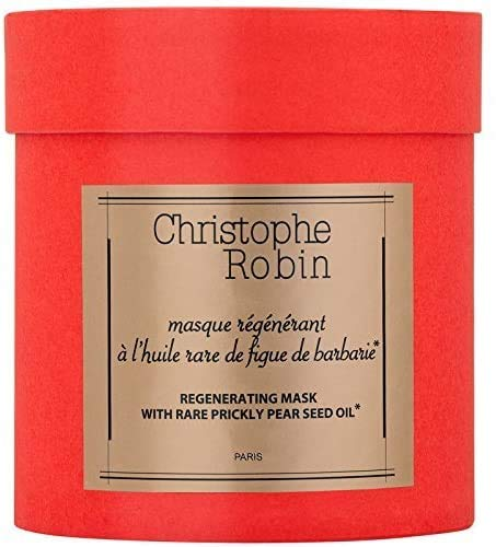 Christophe Robin - Regenerating Mask With Rare Prickly Pear Seed Oil 250 ml by Christophe Robin