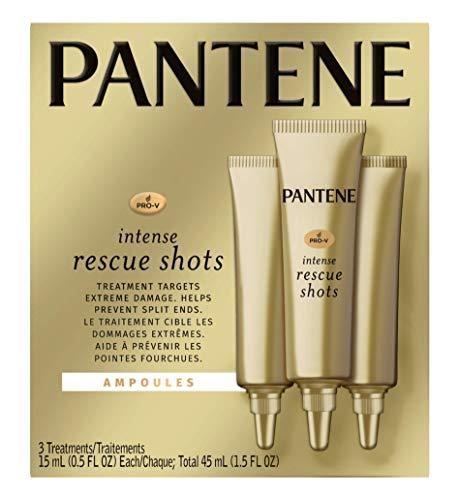 Pantene - Rescue Shots Hair Ampoules Treatment