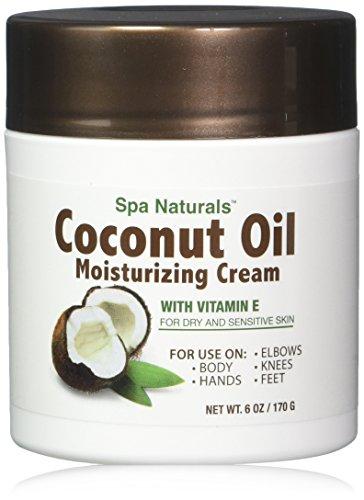 Spa Naturals - Coconut Oil Cream
