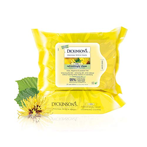 Dickinson's - Refreshingly Clean Cleansing Cloths