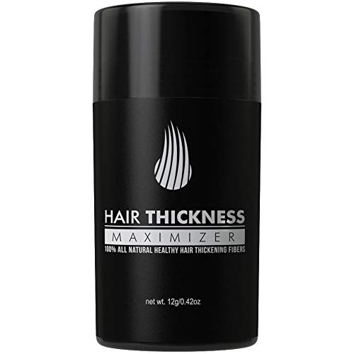 Hair Thickness Maximizer - Hair Loss Concealing Fillers