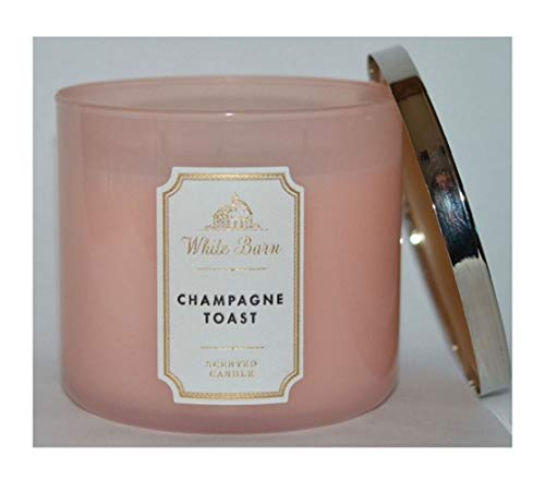 White Barn - White Barn Body Works 3-Wick Scented Candle in Champagne Toast