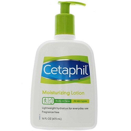Cetaphill - Cetaphil Moisturizing Lotion for All Skin Types 16 oz (Pack of 4)