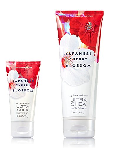 Bath & Body Works - Japanese Cherry Blossom Ultra Shea Body Cream