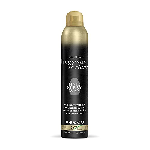 Ogx - Flexible + Beeswax Texture Hair Spray Wax