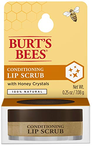 Burts Bees - Conditioning Lip Scrub with Exfoliating Honey Crystals