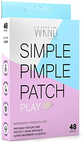 Wknd Cosmetics - Simple Pimple Patch