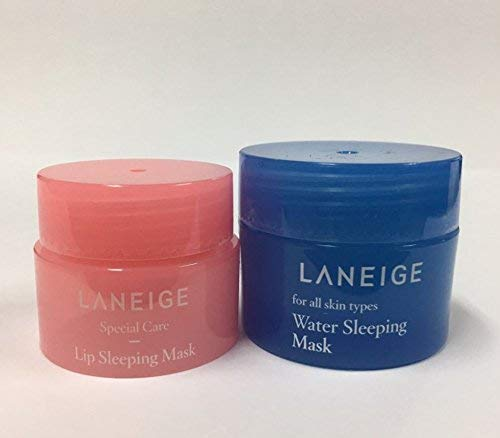 Laneige - Laneige Water Sleeping Mask & Lip Sleeping Mask