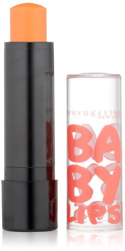 Maybelline - Maybelline New York Baby Lips Balm Electro, Oh! Orange!, 0.15 Ounce