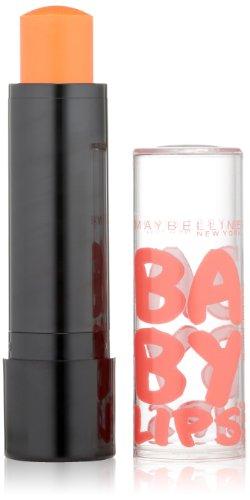 Maybelline - Maybelline New York Baby Lips Balm Electro, Oh! Orange!, 0.15 Ounce